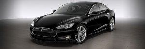 Tesla S Luxury Sedans