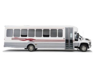 35 Passenger Shuttle Bus